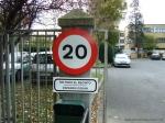 Limitación velocidad
