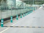 Delimitación velocidad accesos