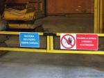 Señal Acceso Prohibido.
