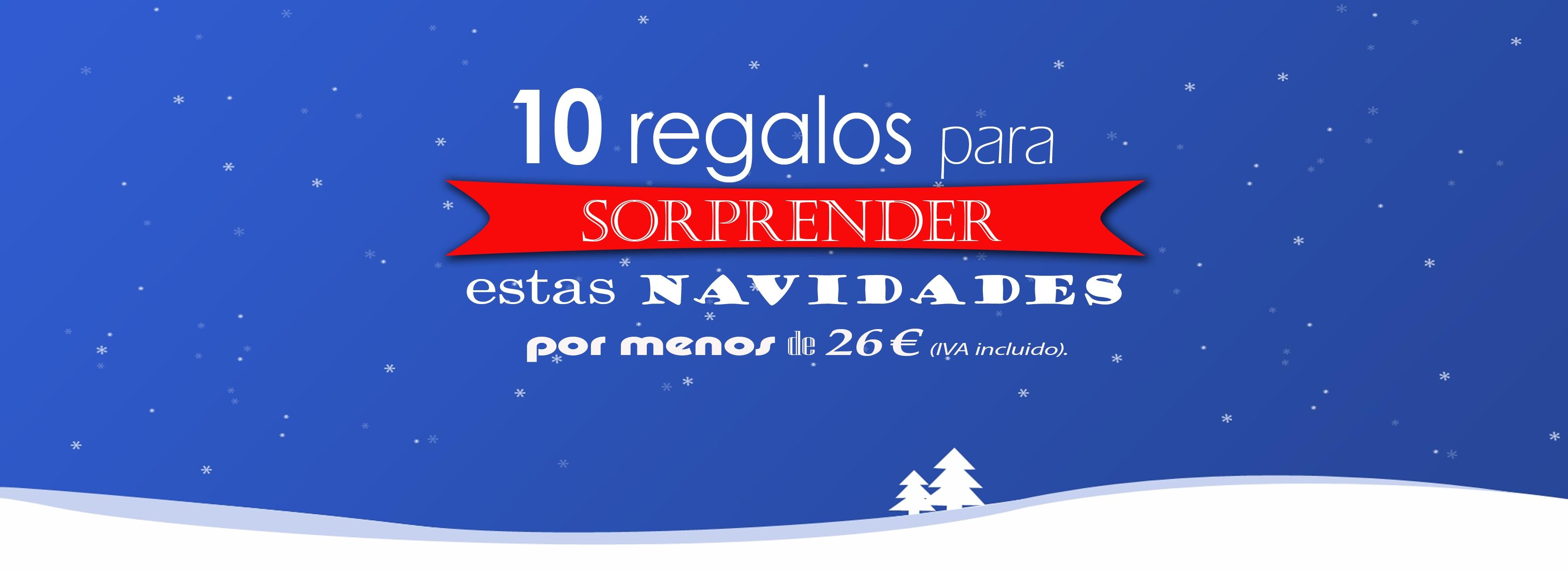 10 regalos