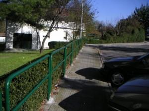 Barandillas de Protección para Peatones