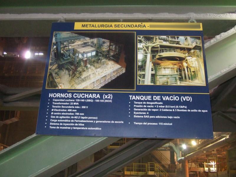 Paneles especiales de información industrial