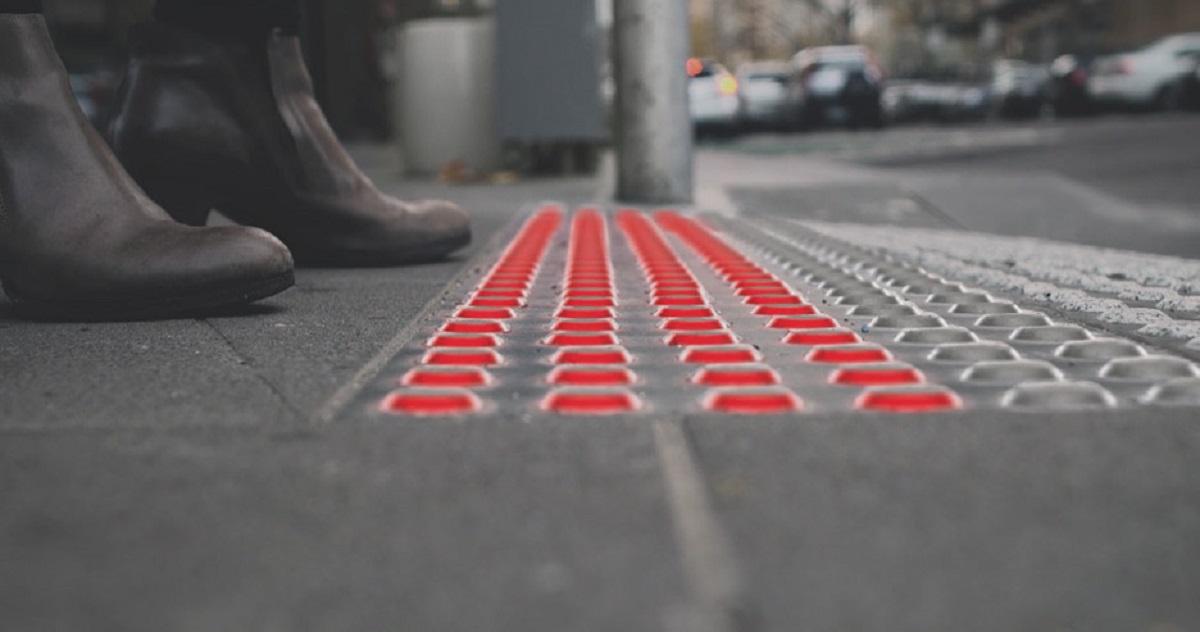 Nuevas soluciones pasos peatones