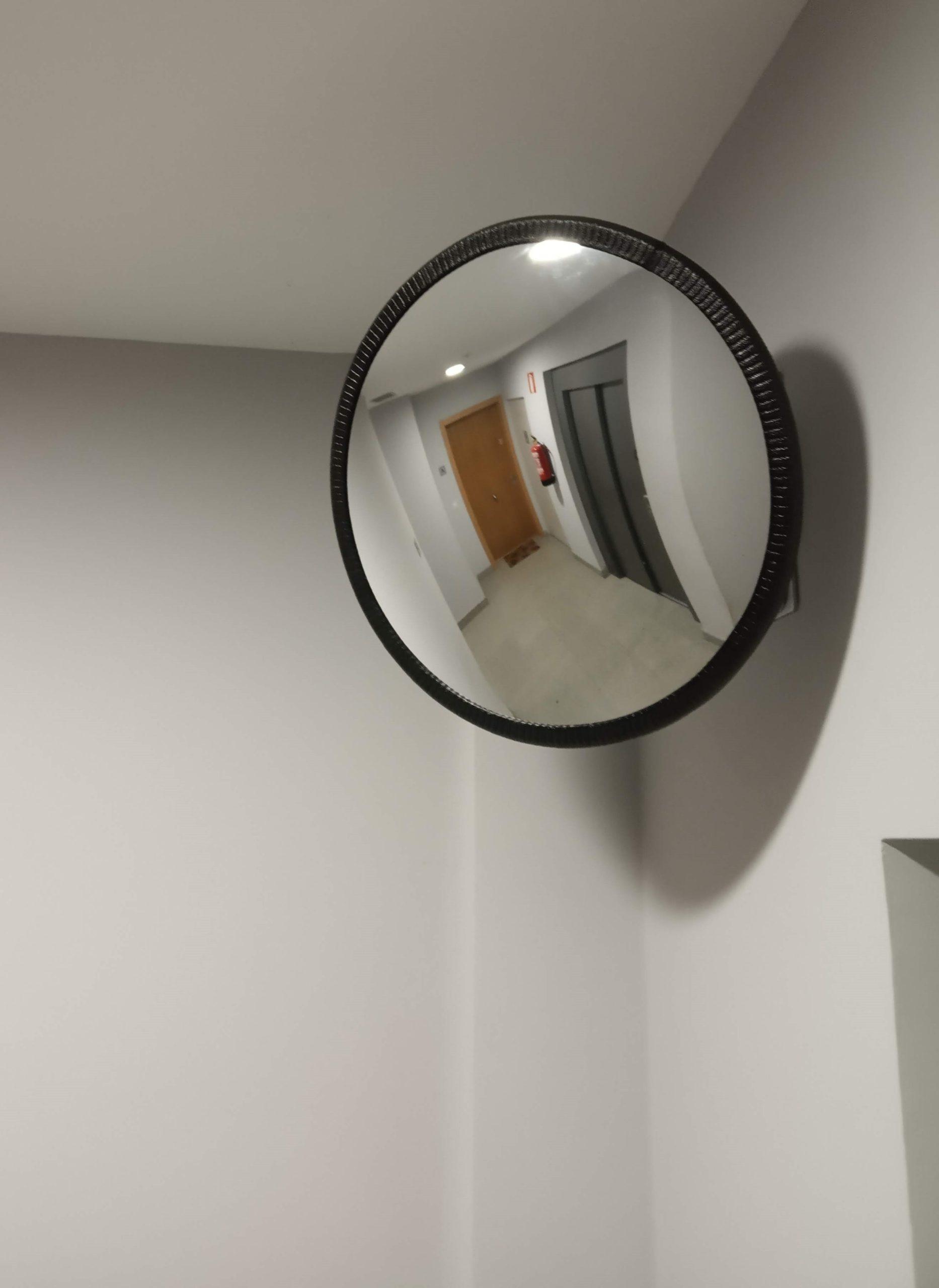 Espejo de seguridad interior