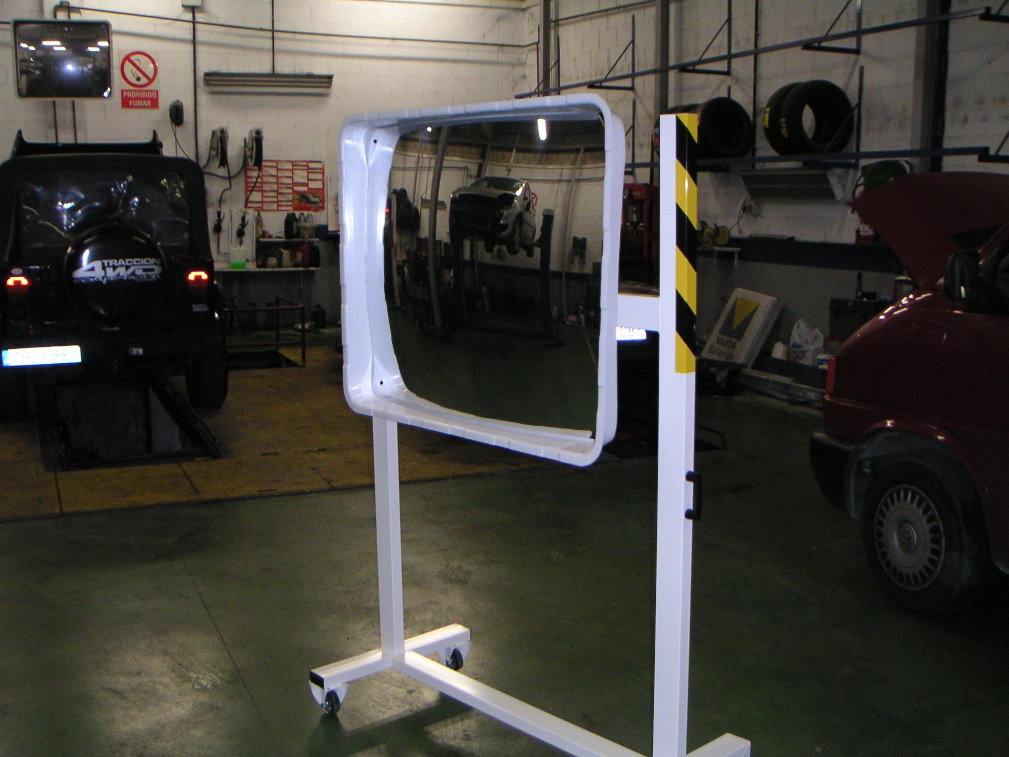Espejo de seguridad interior portátil