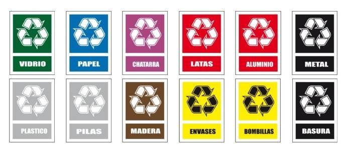 Reñales reciclaje