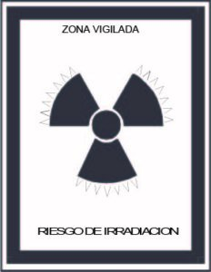 Señal Radiación