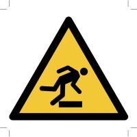 Señalización y prevención resbalones y caídas