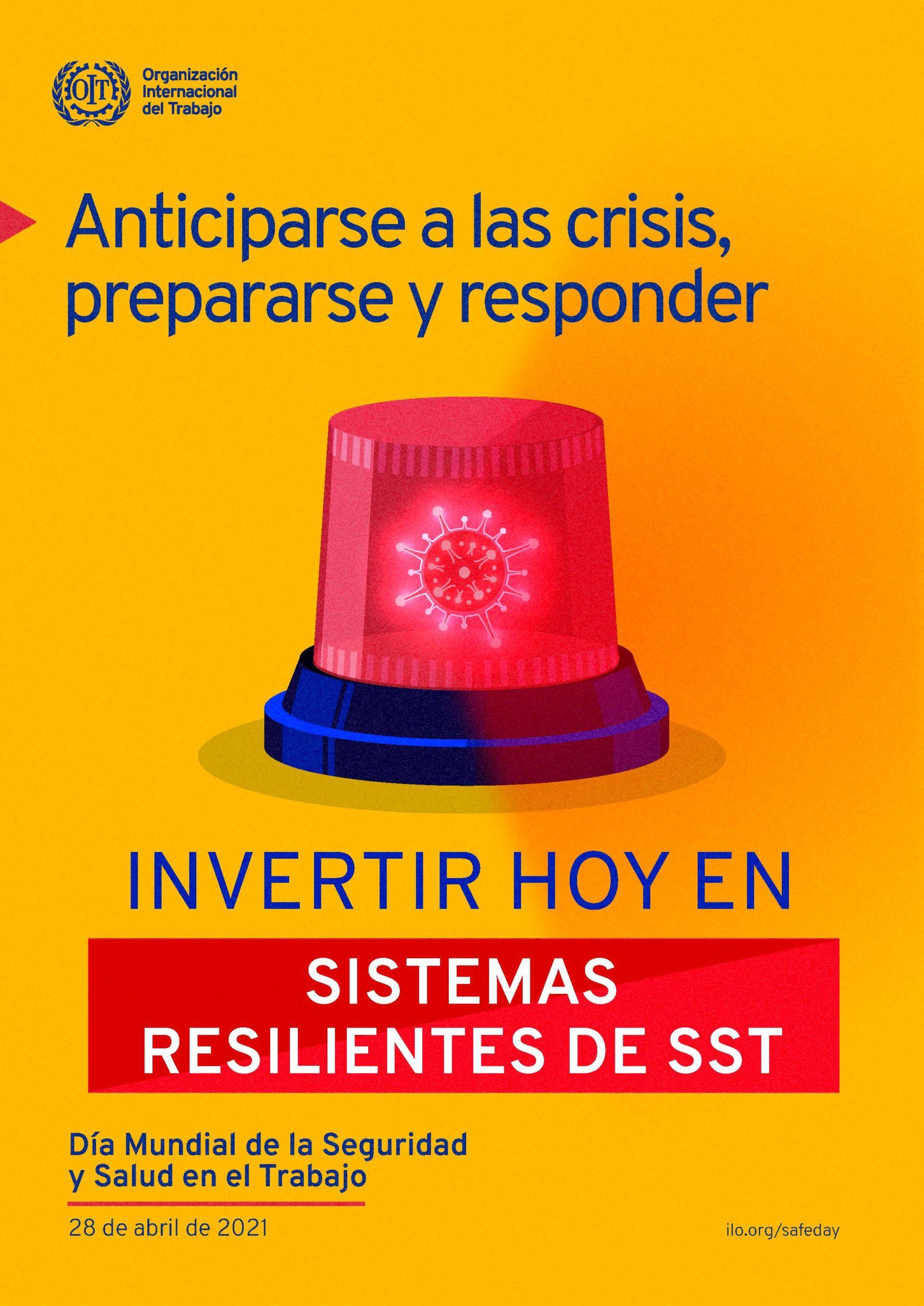 Día Mundial de la Seguridad y Salud en el Trabajo 2021