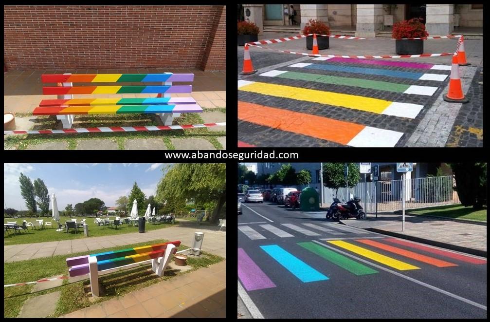Bancos Día Orgullo Gay Maruri