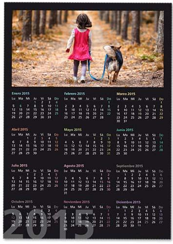Calendarios personalizables